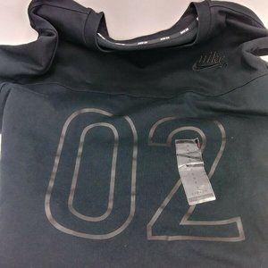 Nike SB Dri-Fit Raglan 3/4 Sleeve Shirt Black/Blac